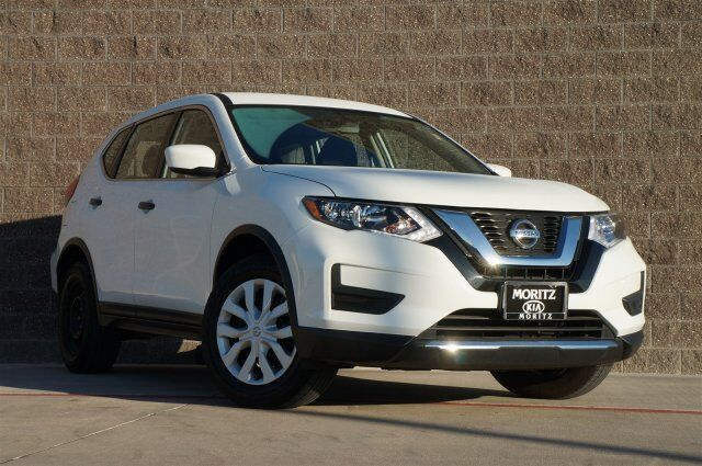 2017 Nissan Rogue S Fort Worth TX