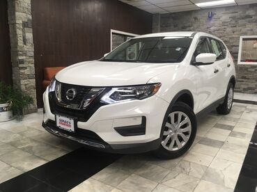 2017_Nissan_Rogue_S_ Worcester MA