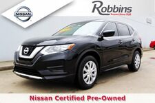 2017_Nissan_Rogue_S_ Houston TX