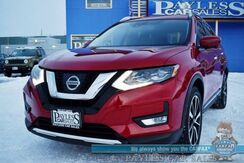 2017_Nissan_Rogue_SL / AWD / Auto Start / Heated Leather Seats / Heated Steering Wheel / Adaptive Cruise Control / Panoramic Sunroof / Bose Speakers / Bluetooth / Surround View Camera / 32 MPG / 1-Owner_ Anchorage AK