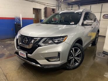 2017_Nissan_Rogue_SL_ Worcester MA
