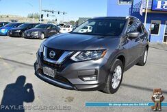 2017_Nissan_Rogue_SV / AWD / Auto Start / Heated Seats / Keyless Entry & Start / Bluetooth / Back Up Camera / Cruise Control / Aluminum Wheels / 32 MPG / Low Miles / 1-Owner_ Anchorage AK