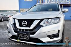 2017_Nissan_Rogue_SV / AWD / Automatic / Heated Seats / Power Driver's Seat / Auto Start / Bluetooth / Back-Up Camera / 32 MPG / 1-Owner_ Anchorage AK