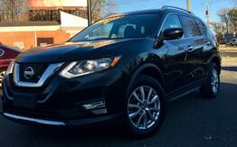 2017_Nissan_Rogue_SV AWD_ Charlotte and Monroe NC