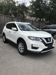 2017_Nissan_Rogue_SV AWD_ Houston TX