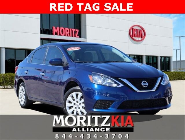 2017 Nissan Sentra S Fort Worth TX