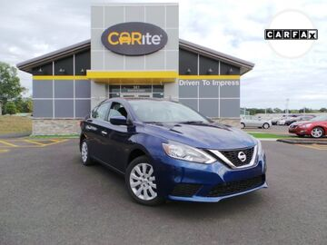 2017 Nissan Sentra S Michigan MI