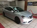 2017 Nissan Sentra SR TURBO 6MT