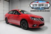 2017 Nissan Sentra SR Turbo 6spd