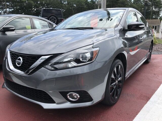 2017 Nissan Sentra SR Turbo Marshfield MA
