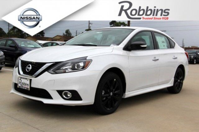 2017 Nissan Sentra Sr Turbo Midnight Edition Humble Tx