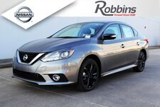 2017_Nissan_Sentra_SR_ Houston TX
