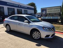 Nissan Sentra SV AUX, REAR VIEW CAMERA, ONE OWNER!!! 2017