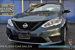 2017_Nissan_Sentra_SV / Automatic / Cruise Control / 37 MPG / 1-Owner_ Anchorage AK