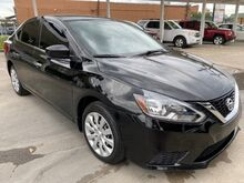 2017_Nissan_Sentra_SV_ Houston TX