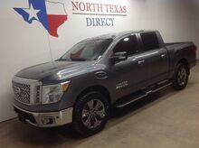 2017_Nissan_Titan_FREE DELIVERY SV 4x4 V8 Crew Gps Navi Camera Bluetooth Touch Screen_ Mansfield TX