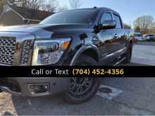 2017_Nissan_Titan_Platinum Reserve Crew Cab 2WD_ Charlotte and Monroe NC