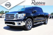 2017_Nissan_Titan_SV_ Houston TX