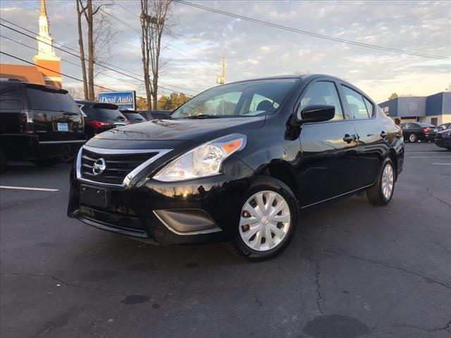 2017 nissan versa 1.6 s plus raleigh nc 28041173