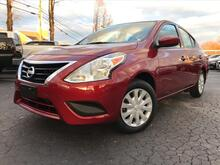 2017_Nissan_Versa_1.6 S Plus_ Raleigh NC