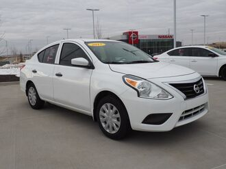 2017_Nissan_Versa_1.6 S Plus_ Kansas City MO