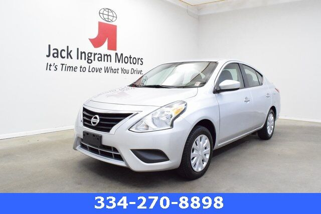 Nissan Dealerships In Alabama >> 2017 Nissan Versa 1 6 Sv