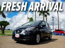 2017_Nissan_Versa Note_SV_ Harlingen TX