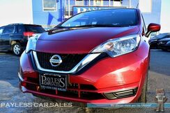2017_Nissan_Versa Note_SV Hatchback / Automatic / Bluetooth / Back Up Camera / Cruise Control / Air Conditioning / USB & Aux Jacks / 39 MPG / 1-Owner_ Anchorage AK