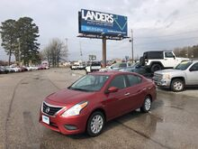 2017_Nissan_Versa Sedan_S Plus_ Bryant AR