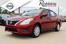 2017_Nissan_Versa Sedan_S Plus_ Houston TX