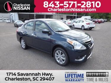 2017_Nissan_Versa Sedan_SL_ Charleston SC