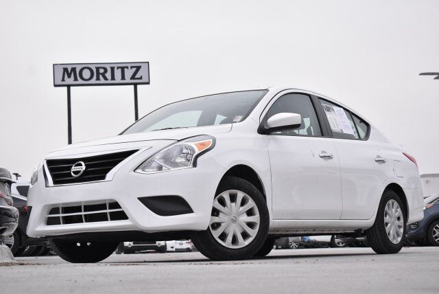 2017 Nissan Versa Sedan SV Fort Worth TX