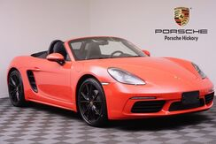 2017_Porsche_718 Boxster_2DR ROADSTER_ Hickory NC