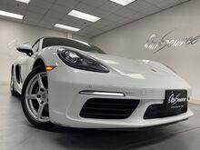2017_Porsche_718 Boxster_Base_ Dallas TX
