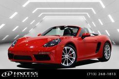 2017_Porsche_718 Boxster_Navigation Backup Camera Cool & Heated Seats._ Houston TX
