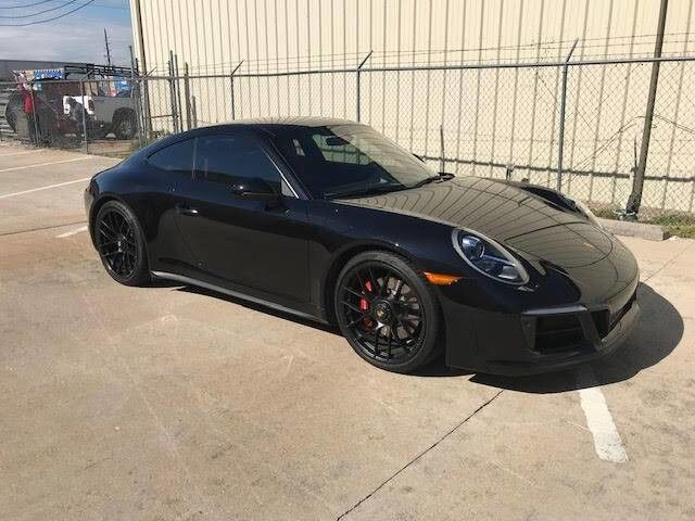 2017 Porsche 911 Carrera 4 GTS Houston TX