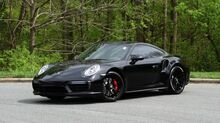 2017_Porsche_911_TURBO COUPE / AWD / NAV / BOSE / FRT LIFT / CAMERA_ Charlotte NC