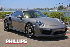 2017_Porsche_911_Turbo S_ Newport Beach CA