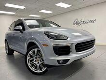 2017_Porsche_Cayenne E-Hybrid_S Platinum Edition_ Dallas TX