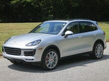 2017_Porsche_Cayenne_Turbo_ Greensboro NC