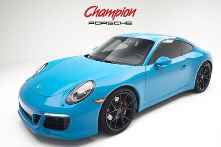 2017_Porsche_DEMO SALE 911_Carrera S_ Pompano Beach FL