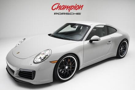 2017_Porsche_DEMO SALE 911_Carrera_ Pompano Beach FL