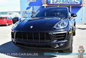 2017 Porsche Macan AWD / Automatic / Front & Rear Heated Leather Seats / Heated Steering Wheel / Bose Speakers / Navigation / Bluetooth / Back Up Camera / Tow Pkg / Only 16K Miles
