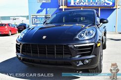 2017_Porsche_Macan_AWD / Automatic / Front & Rear Heated Leather Seats / Heated Steering Wheel / Bose Speakers / Navigation / Bluetooth / Back Up Camera / Tow Pkg / Only 16K Miles_ Anchorage AK