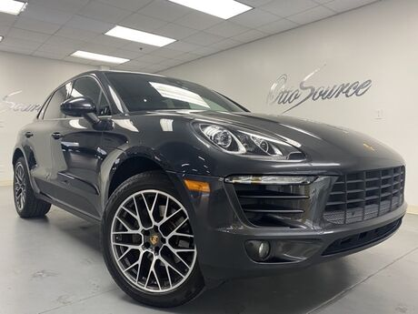 2017 Porsche Macan AWD Dallas TX