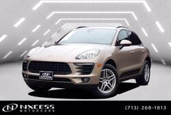Porsche Macan AWD Low Miles Warranty. 2017