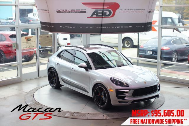 2017 Porsche Macan GTS Chantilly VA