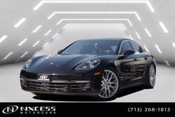 Porsche Panamera 4S Navigation Lane Departure Backup Camera Dual Roof 2017