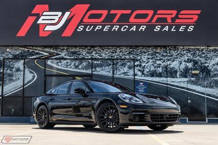 2017 Porsche Panamera 4S Tomball TX