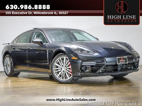 2017_Porsche_Panamera_Turbo Executive_ Willowbrook IL